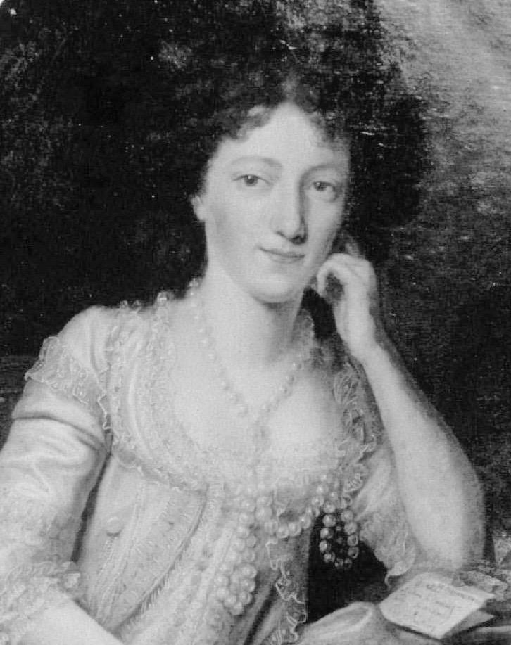 Baroness Henriette von Oberkirch