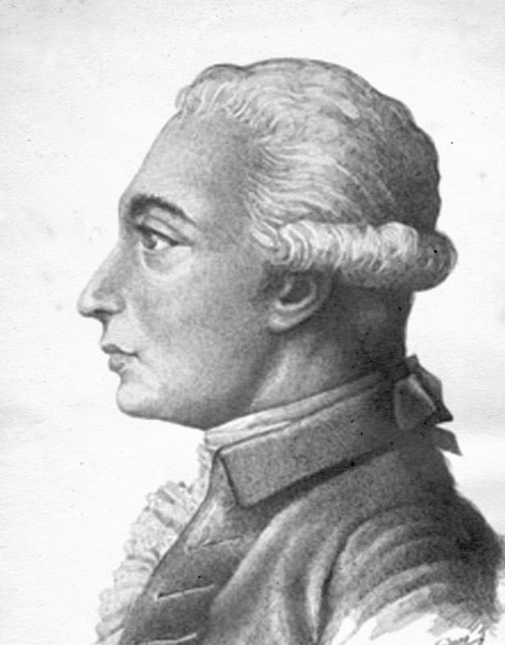 Louis Claude de Saint Martin 1