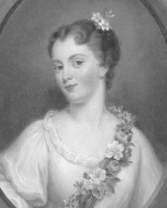 Gräfin Louise Anne de Bourbon 1695-1758